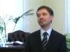 Évértékelő beszélgetés Dr. Puskás Imrével 2007.